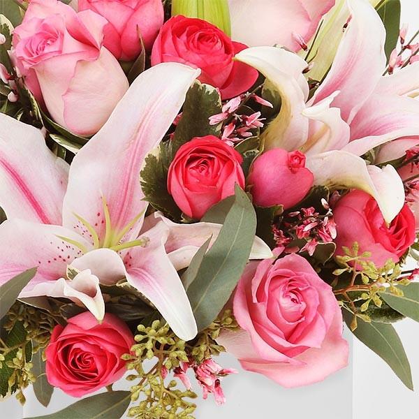 Mandy - Λίλιουμ Τριαντάφυλλα - flowernet.gr