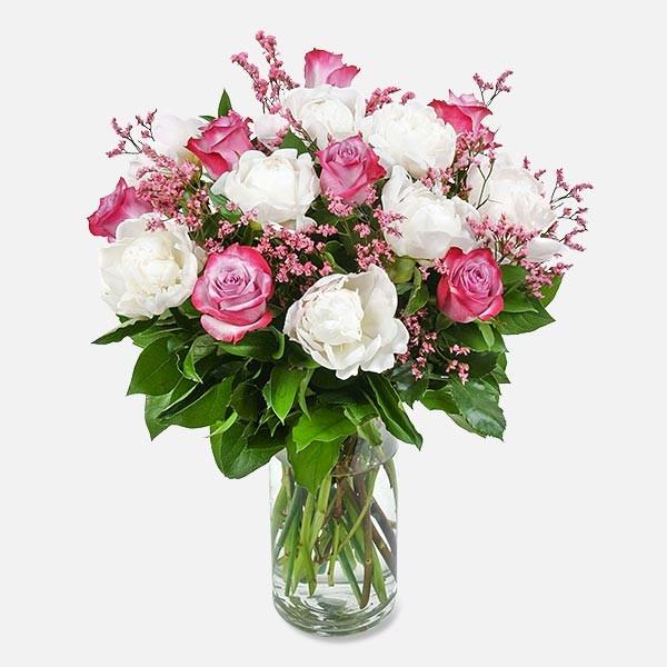 Αλεξάνδρεια - Παιώνιες Τριαντάφυλλα - Flowernet.gr