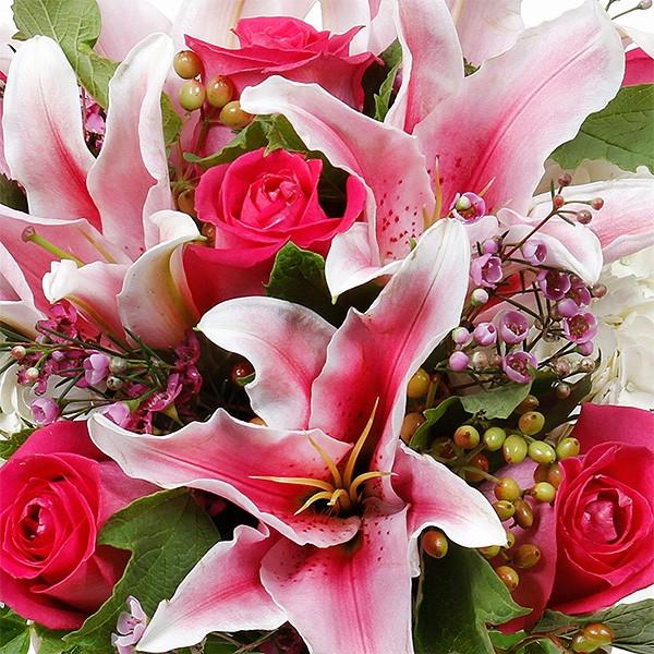 Αλκμήνη - Λίλιουμ Τριαντάφυλλα Ορτανσίες - flowernet.gr