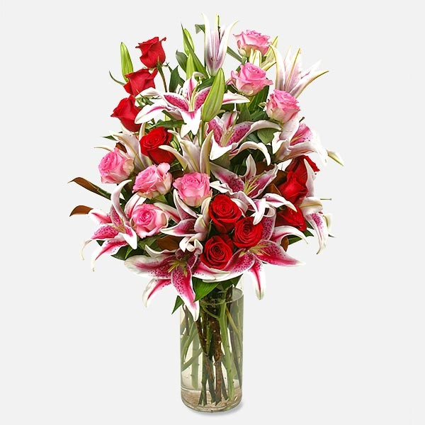 Athens Spectacular - Τριαντάφυλλα Λίλιουμ - flowernet.gr