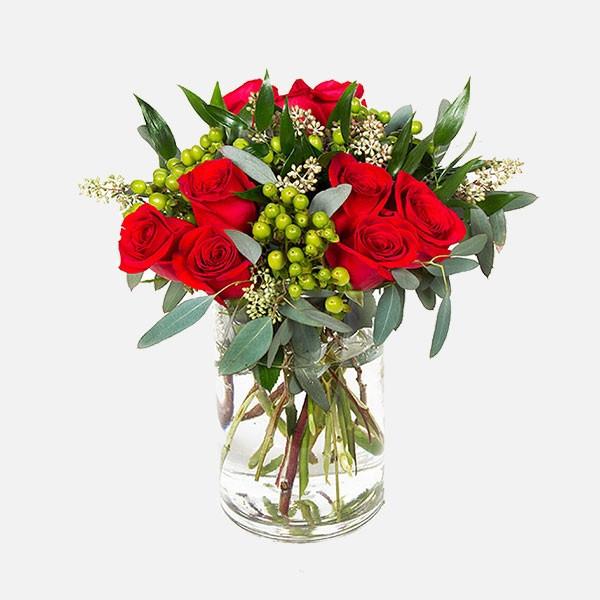Τριαντάφυλλα & Υπέρικουμ - Αποστολή Λουλουδιών Αθήνα Ελλάδα - flowernet.gr