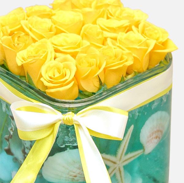 Ήλιος & Θάλασσα - Τριαντάφυλλα - Flowernet.gr