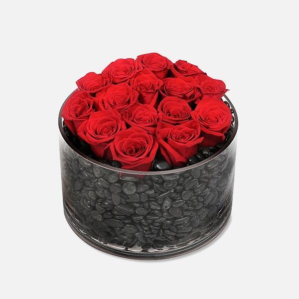 Μαύρο Κόκκινο - Τριαντάφυλλα - Flowernet.gr