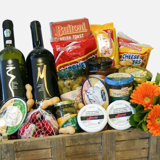 Gourmet Deli - Flowernet.gr