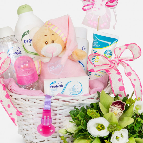 Baby Girl Care - Flowernet.gr
