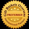 Gift Baskets Over Seas Partner Seal